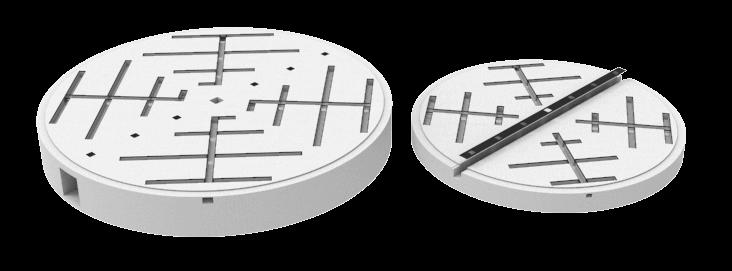 фундаменты плоскодонных силосов Лубнымаш